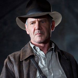 Harrison Ford as Indiana Jones. Courtesy of E! Online