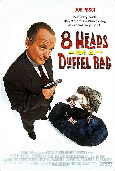 8 голов в одной сумке (1997) DVDRip смотреть онлайн.